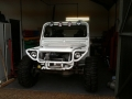 Land Rover Defender kratownica